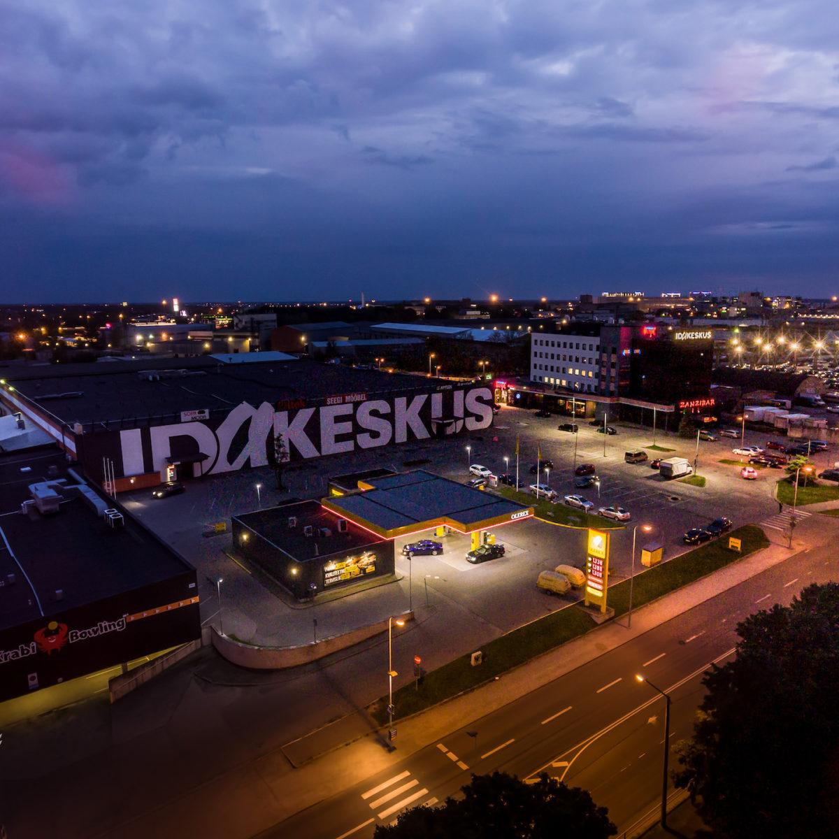 Indoor pool in Tallinn (EST) SKW11PoolHP 8.000m3/h