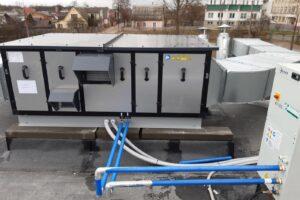 Laboratory Minsk/Belarus (BLR) / 4500 m³/h